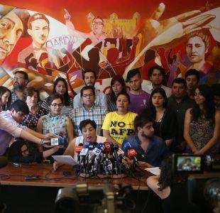 Frente Amplio se reúne en medio de críticas internas sobre su funcionamiento