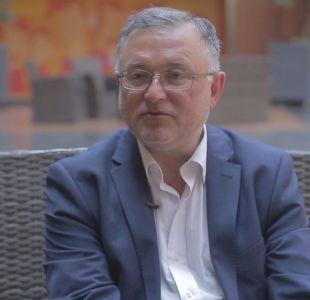 """[VIDEO] John Müller: """"El Frente Amplio me parece más genuino que Podemos, pero más frágil"""""""