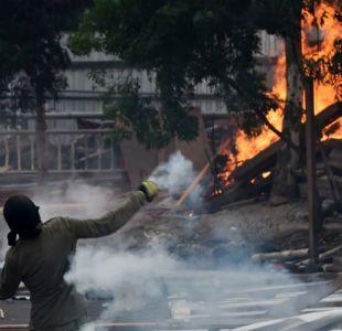 Reprimen en Honduras a opositores que reclaman triunfo de Nasralla