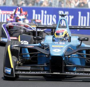 [VIDEO] Comienza la temporada de la Fórmula E que incluirá a Santiago