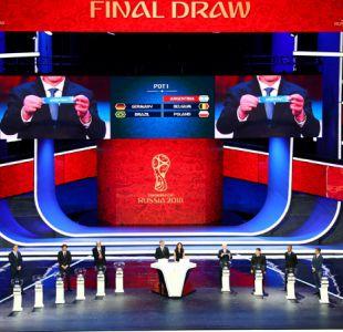 [Minuto a Minuto] ¡Así quedaron los grupos! Revive el sorteo del Mundial de Rusia 2018