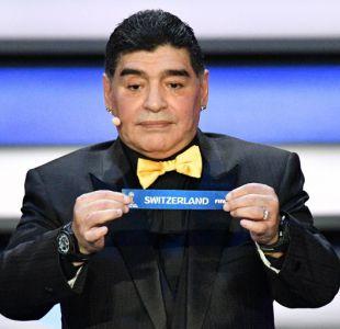 """Maradona le pega a Sampaoli: """"Argentina tiene que mejorar su juego"""""""