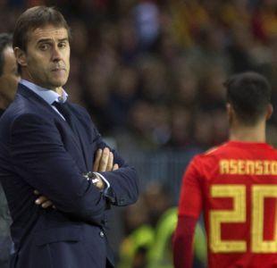 ¿Cómo vive Julen Lopetegui el debut de España en Rusia 2018?
