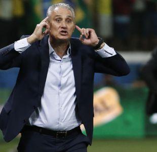 """DT de Brasil recuerda a Chile: """"Presentó el mejor fútbol de América Latina en los últimos años"""""""