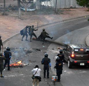 Gobierno de Honduras declara estado de sitio por violencia electoral