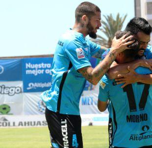 Deportes Iquique vence a San Luis y vuelve a ganar en el Transición tras 111 días