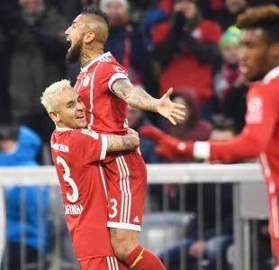 """Arturo Vidal analiza su gran presente en el Bayern: """"No ir a la selección me ayudó mucho"""""""