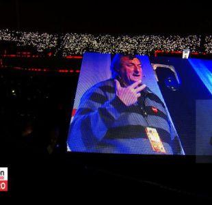 [VIDEO] A un año de su muerte: El emotivo homenaje que recibió Luis Maria Bonini en la Teletón 2017