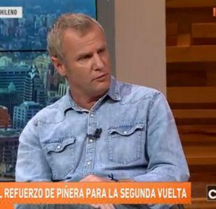 [VIDEO] Felipe Kast por Chilezuela: No comparto esa mirada