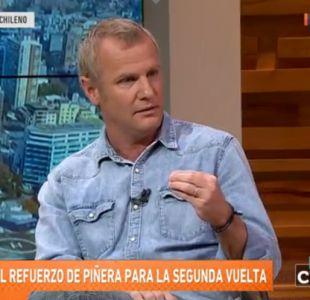 [VIDEO] Felipe Kast: Sebastián Piñera se parece más a Ricardo Lagos que Alejandro Guillier