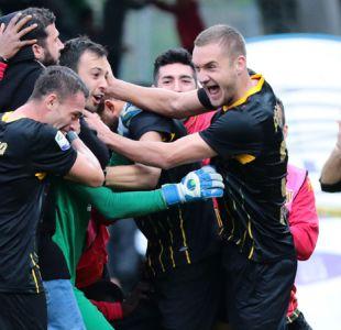 Arquero héroe: Benevento logra empate ante AC Milan y amarga debut de Gattuso