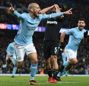 Manchester City logra nuevo triunfo en la agonía y estira su racha de invictos