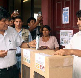 Elecciones Judiciales en Bolivia