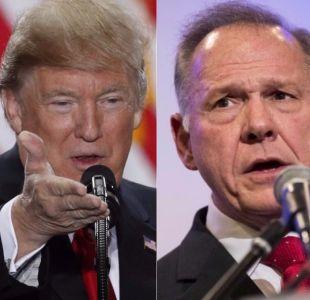 Trump vuelve a apoyar a candidato republicano acusado de agresiones sexuales