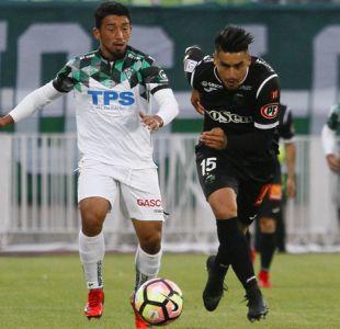 [Minuto a Minuto] Santiago Wanderers igualó ante Temuco en Valparaíso