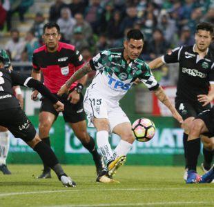 Santiago Wanderers empata ante Temuco y complica su lucha por no descender