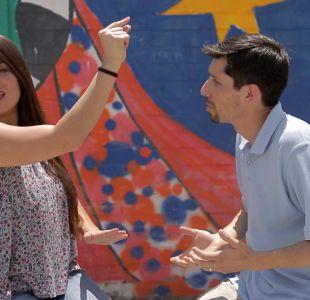 [VIDEO] El debut de la lengua de señas que se robó la Teletón
