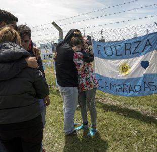 Ministro de Defensa de Argentina reconoce que los tripulantes del ARA San Juan están muertos