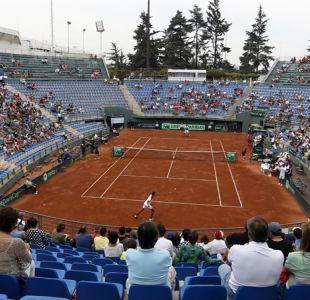 Court Central Anita Lizana acogerá duelo entre Chile y Ecuador por Copa Davis