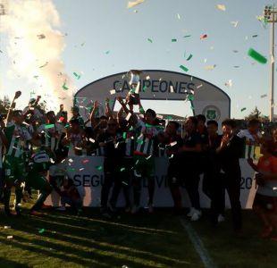 Polémica en la Segunda División: ANFP proclamó a un campeón que podría no serlo