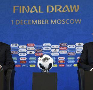 """FIFA considera que la sanción a Rusia """"no tendrá impacto"""" en el Mundial 2018"""