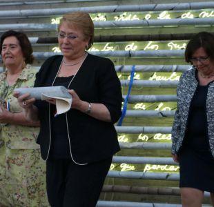 Bachelet: Hay quienes niegan violaciones a DD.HH.