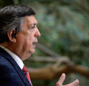 Carmona por Apablaza: Nadie se debe adelantar a dictaminar sentencia sobre un hecho no investigado