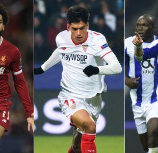 Liverpool, Sevilla, Oporto y Shakhtar completan los octavos de la Champions