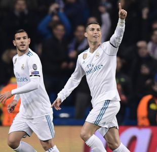 Doble récord goleador para Cristiano Ronaldo en la Champions League