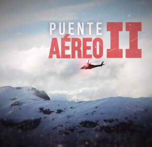 [VIDEO] Reportajes T13: Puente aéreo al rescate