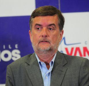 Undurraga: Evópoli es el único partido de centroderecha fundado en democracia y con parlamentarios