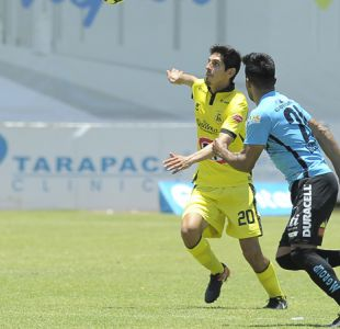 [VIDEO] Goles Fecha 14: Deportes Iquique vence a San Luis en Cavancha