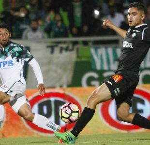 [VIDEO] Goles Fecha 14: Santiago Wanderers iguala con Temuco en Valparaíso