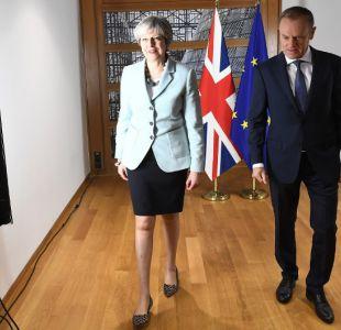 La Comisión Europea recomienda pasar a segunda fase en la negociación del Brexit