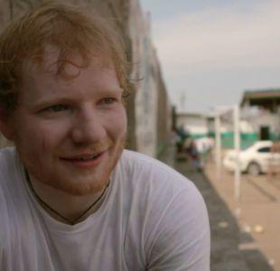El polémico video de Ed Sheeran que le valió acusaciones de fomentar el turismo de pobreza