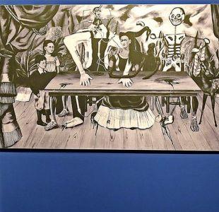 La desesperada búsqueda de La mesa herida, un cuadro de Frida Kahlo