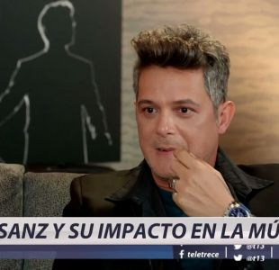 [VIDEO] A solas con Alejandro Sanz