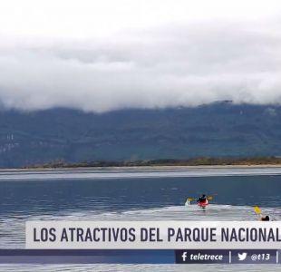 [VIDEO] Hay que ir: Puyehue