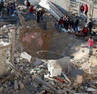 Gaza: dos miembros de Hamás muertos en ataque de Israel
