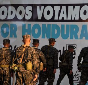 Oposición hondureña pide anular las elecciones por fraude