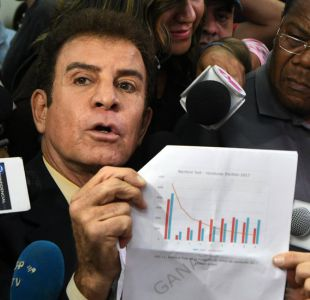La Alianza de Oposición de Honduras impugna escrutinio y pide un árbitro internacional