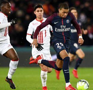 """PSG vuelve a la senda del triunfo ante Lille para ser """"campeón de otoño"""" en la Ligue 1"""