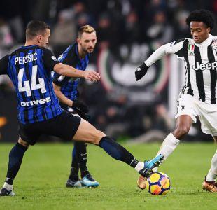 Inter de Milan aguanta ante la Juventus y salva su imbatibilidad en la Serie A