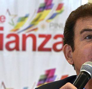 La situación en Honduras se va a poner peor advierte Salvador Nasralla, candidato a la presidencia