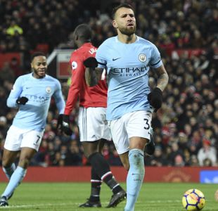 Manchester City da un golpe a la Premier League al vencer al United en Old Trafford