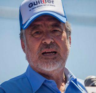 "Guillier emplaza a Piñera: ""Que no se venga a correr, que asuma los actos de su gobierno"""