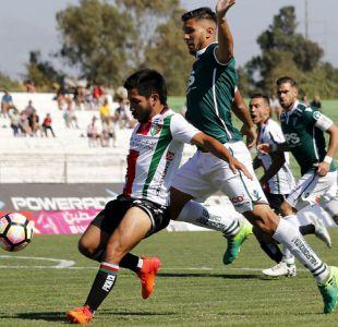 [Minuto a Minuto] Palestino y Wanderers igualaron en la fecha final del Transición