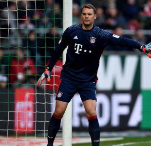 """Manuel Neuer está """"convencido"""" de que se recuperará para jugar en Rusia 2018"""
