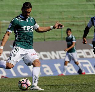 Santiago Wanderers luchará por la permanencia tras igualar ante Palestino
