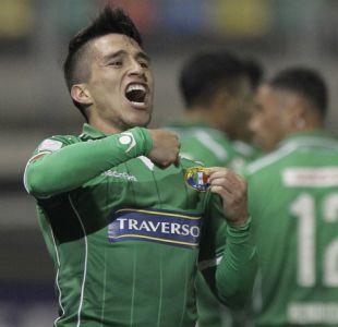 Bryan Carrasco se consagró como el goleador del Torneo de Transición